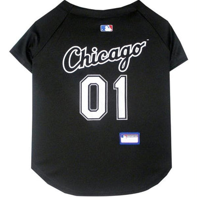 Chicago White Sox Pet Jersey - XXL