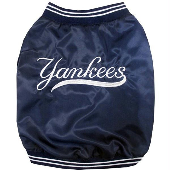 New York Yankees Pet Dugout Jacket