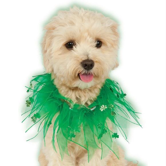 St. Patrick's Day Fancy Collar - S/M