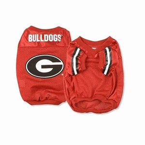 Georgia Dog Jersey Alternate Style