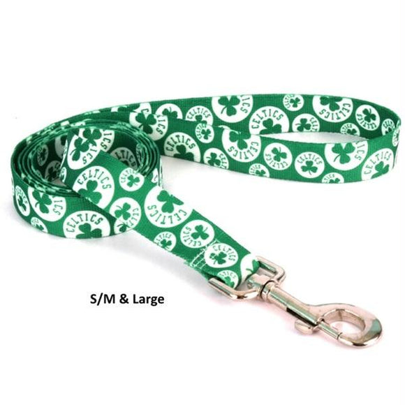 Boston Celtics Nylon Leash
