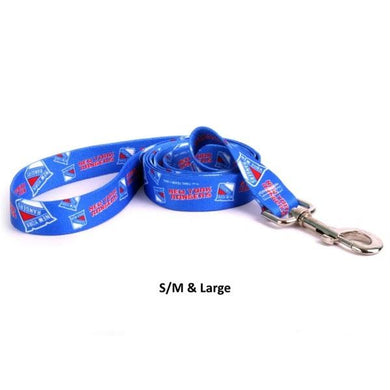 New York Rangers Nylon Leash