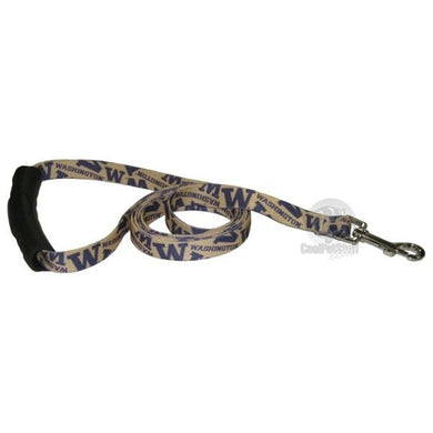 Washington Huskies EZ Grip Nylon Leash
