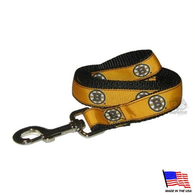 Boston Bruins Premium Pet Leash