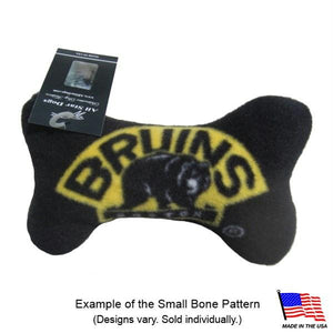 Boston Bruins Plush Bone Toy