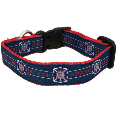 Chicago Fire Pet Premium Collar