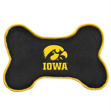 Iowa Hawkeyes Squeak Toy