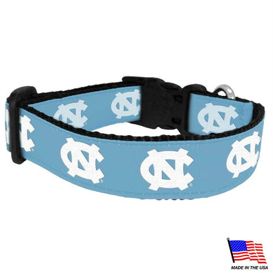 North Carolina Tarheels Pet Collar
