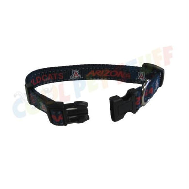 Arizona Wildcats Pet Reflective Nylon Collar