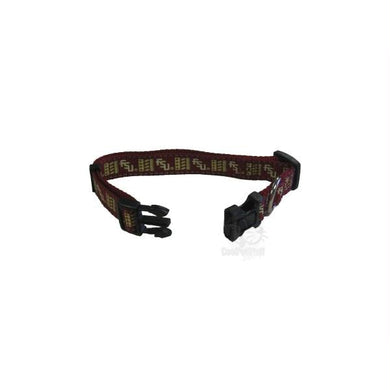 Florida State Seminoles Pet Reflective Nylon Collar