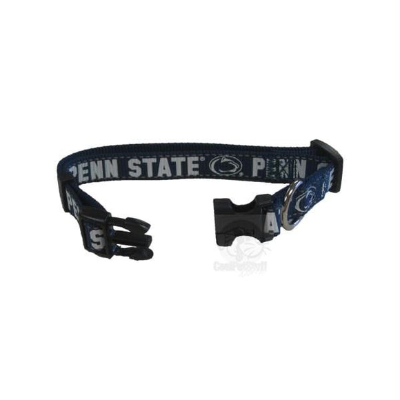 Penn State Pet Reflective Nylon Collar
