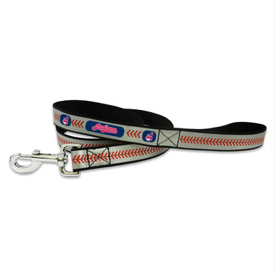 Cleveland Indians Pet Reflective Leash