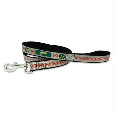 Oakland A's Pet Reflective Leash