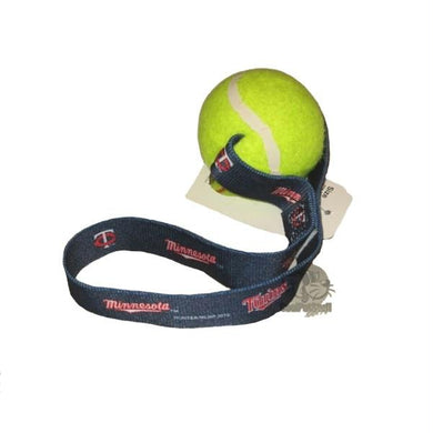 Minnesota Twins Tennis Ball Toss Toy