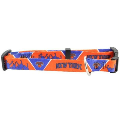 New York Knicks Dog Collar
