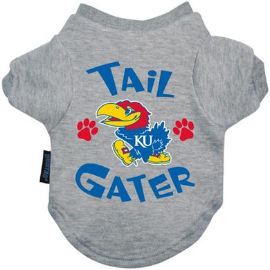 Kansas Jayhawks Tail Gater Tee Shirt
