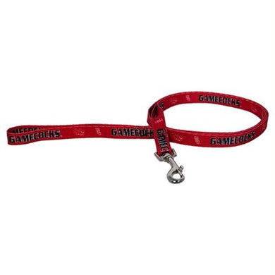 South Carolina Gamecocks Dog Leash