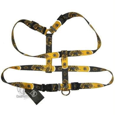 Boston Bruins Dog Harness