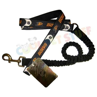 Anaheim Ducks Bungee Ribbon Pet Leash