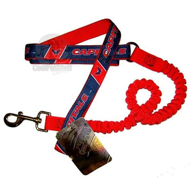Washington Capitals Bungee Ribbon Pet Leash