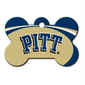 Pittsburgh Panthers Bone ID Tag