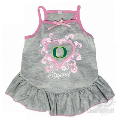 "Oregon Ducks ""Too Cute Squad"" Pet Dress"