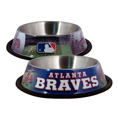 Atlanta Braves Dog Bowl