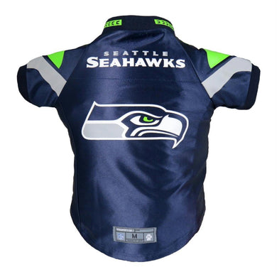 Seattle Seahawks Pet Premium Jersey