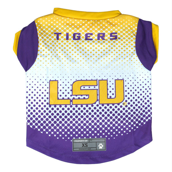 LSU Tigers Pet Performance Tee