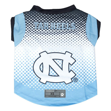 North Carolina Tarheels Pet Performance Tee