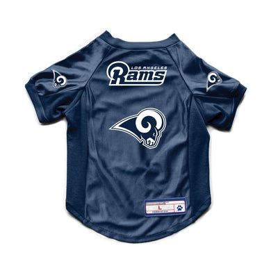 Los Angeles Rams Pet Stretch Jersey