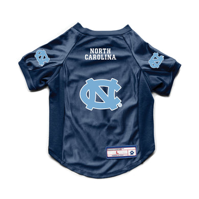 North Carolina Tarheels Pet Stretch Jersey