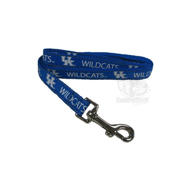 Kentucky Wildcats Pet Reflective Nylon Leash