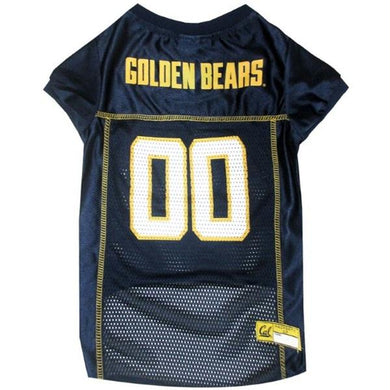 Cal Berkeley Golden Bears Pet Jersey