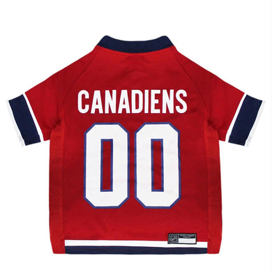Montreal Canadiens Pet Jersey