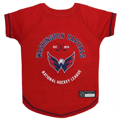 Washington Capitals Pet T-Shirt