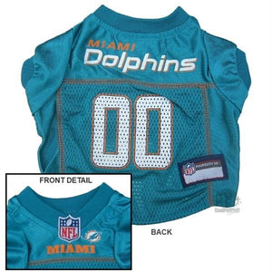 Miami Dolphins Pet Jersey