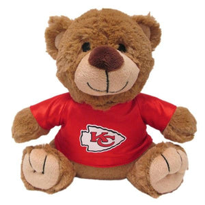 Kansas City Chiefs Teddy Bear Pet Toy