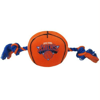 New York Knicks Basketball Pet Toy