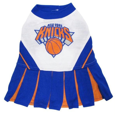 New York Knicks Cheerleader Pet Dress