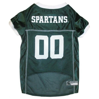 Michigan State Spartans Pet Jersey