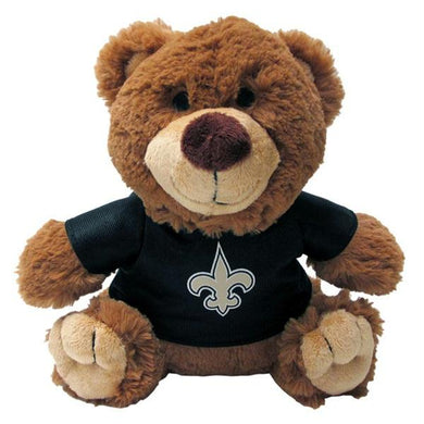 New Orleans Saints Teddy Bear Pet Toy