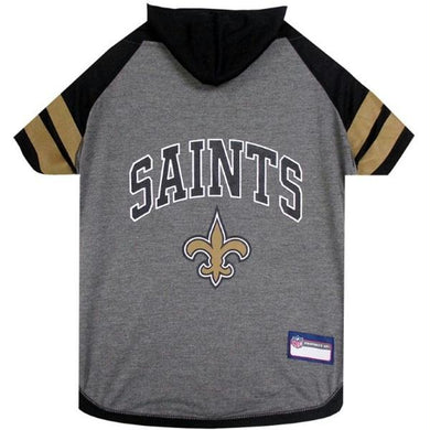 New Orleans Saints Pet Hoodie T-Shirt