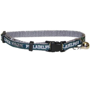 Philadelphia Eagles Breakaway Cat Collar