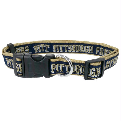 Pittsburgh Panthers Pet Collar by Pets First