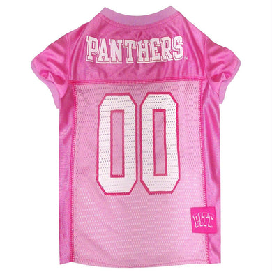 Pittsburgh Panthers Pink Pet Jersey