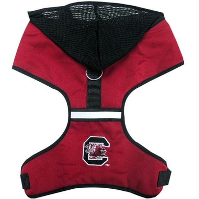 South Carolina Gamecocks Pet Hoodie Harness