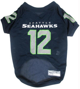 "Seattle Seahawks ""12th Man"" Pet Jersey"