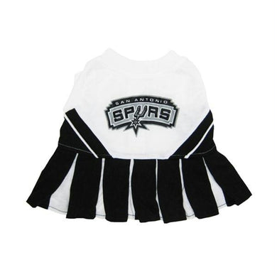 San Antonio Spurs Cheerleader Dog Dress