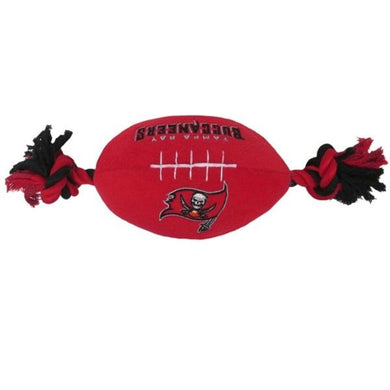 Tampa Bay Buccaneers Football Pet Toy